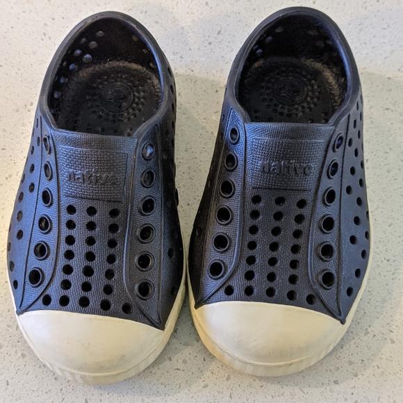 Brand New Black Native Slip Ons   Poshmark